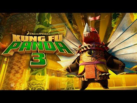 Kung Fu Panda 3 (Clip 'Hall of Heroes')