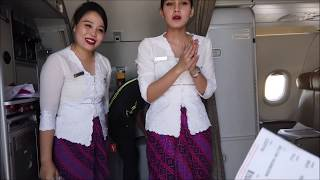 Video Kegiatan Pramugari Batik Air dari Mulai Boarding Hingga keluar dari Pesawat MP3, 3GP, MP4, WEBM, AVI, FLV Mei 2019