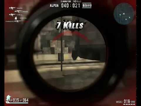 Combat Arms Multiplayer Gameplay