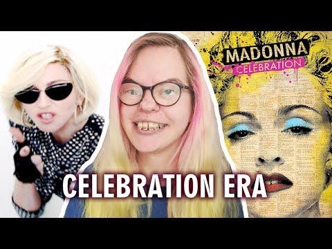 "MADONNA - ""CELEBRATION"" & ""REVOLVER"" REACTION | Sisley Reacts"
