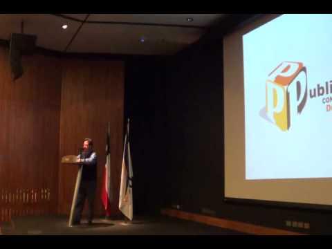 Sebastián Grant 1er Seminario de Publicidad y Marketing Digital