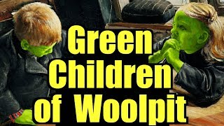 An Original Medieval Legend (Green Children of Woolpit)