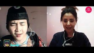 Video Duet Terbaru Hasbi!!! Lantunan Sholawat Merdu Hasbi Bikin Wanita Arab Ini Kagum!!! MP3, 3GP, MP4, WEBM, AVI, FLV September 2018