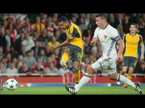 Arsenal vs Basel 2-0 // All Goals And Highlights // Champions League // 28/09/16