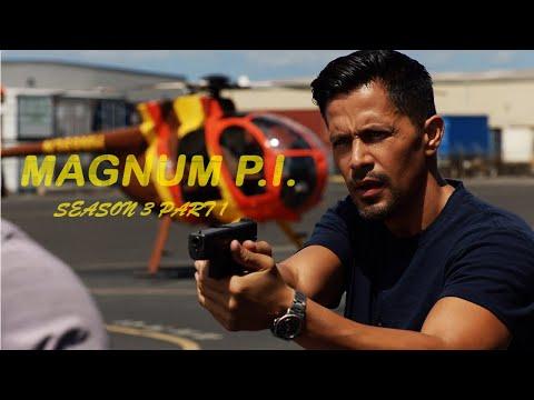 Magnum P.I. Season 3 Part 1 (Episode, 1, 2, 3) - Trouble