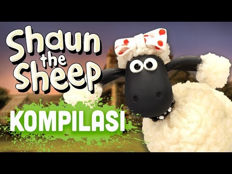 Shaun the Sheep - Season 4 Compilation (Episodes 26-30)
