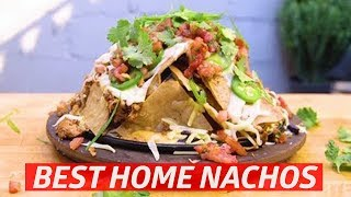 You've Been Stacking Your Nachos All Wrong — You Can Do This by Eater