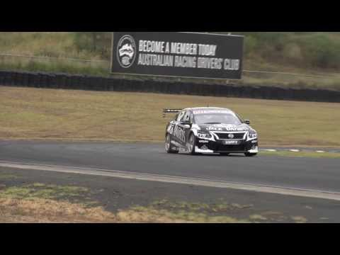 Nissan V8 Supercars show pace ahead of 2014 season opener