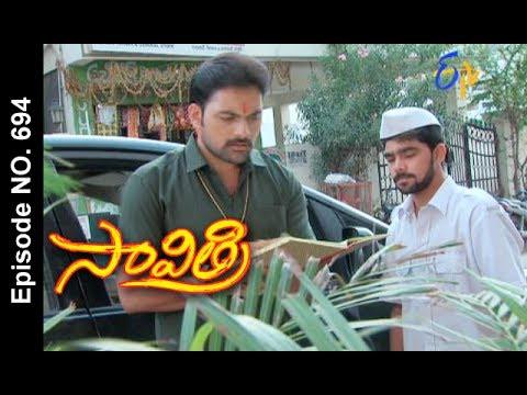 Savithri | 22nd June 2017 | Full Episode No 694