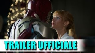 Iron Man 3 Trailer Ufficiale