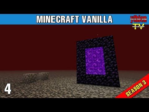 Minecraft Vanilla S03E04 - Vượt Nóc Nether - Thời lượng: 31 phút.