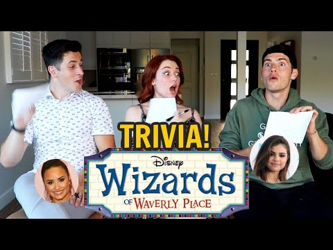 Wizards of Waverly Place Reunion (w/ David Henrie & Jennifer Stone)| Gregg Sulkin and Cameron Fuller