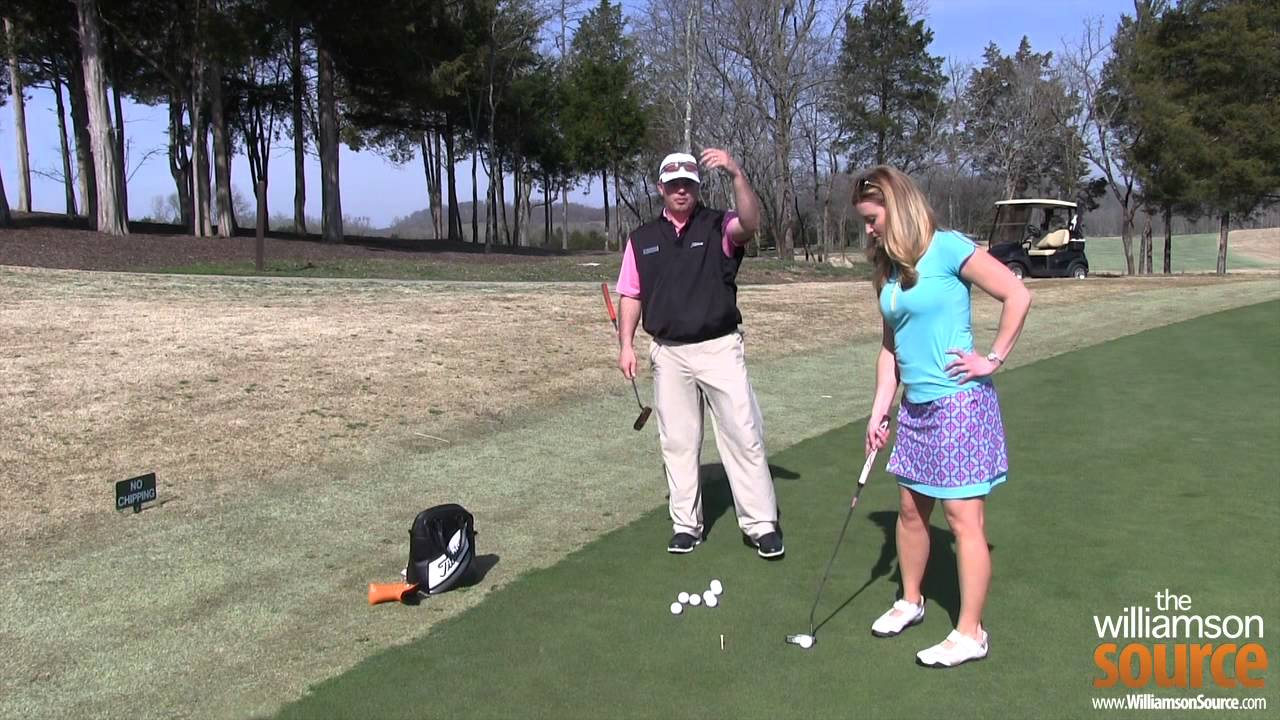 Tee Time at Westhaven: Distance Control