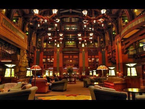 Disneyland Grand Californian - 2 Room Suite Tour (BESIDE Disney Resort)