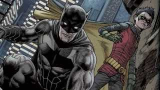 A Sneak Peek at Batman vs Robin