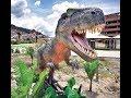 Download Lagu Paseo por el parque de dinosaurios mecánicos en La Paz Mp3 Free