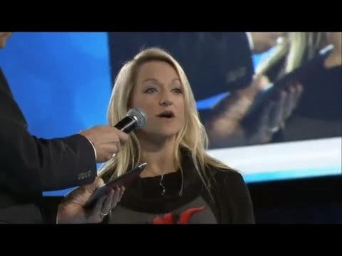 Pre-Show Interview 3 - Salesforce World Tour New York - Amanda Leet