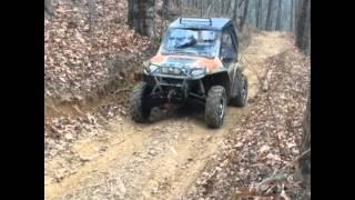 Pioneer (TN) United States  city photos : rzr going up trail 26 at ride royal blue Pioneer TN