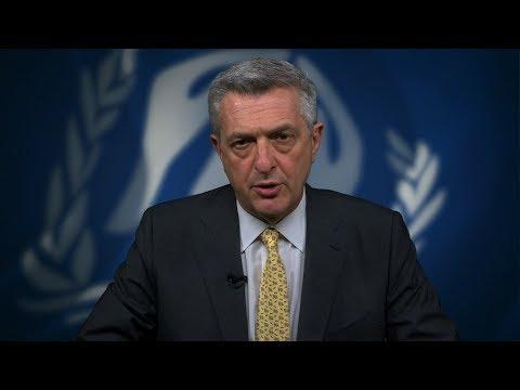 Le message du Haut Commissaire des Nations Unies pour les réfugiés pour le Ramadan