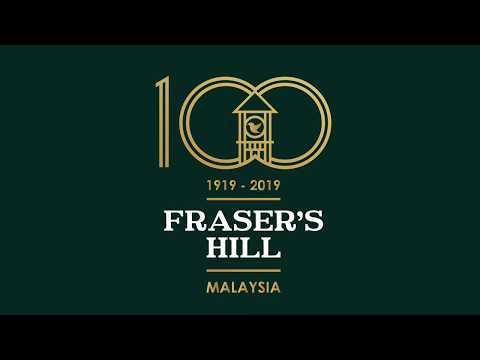 100 Tahun Bukit Fraser Ketibaan & Lagu Negaraku