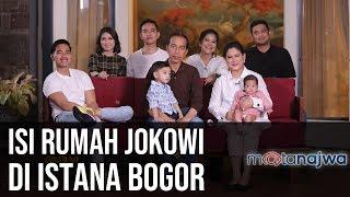 Video Rahasia Keluarga Jokowi: Isi Rumah Jokowi di Istana Bogor (Part 7) | Mata Najwa MP3, 3GP, MP4, WEBM, AVI, FLV Desember 2018