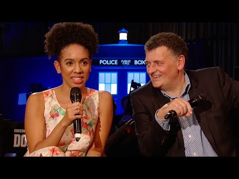 WATCH! Doctor Who Series 10 Finale Countdown Q&A