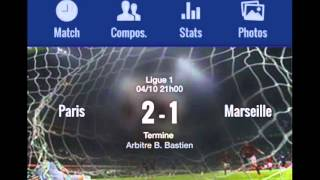 Video Youtube de Foot en Direct
