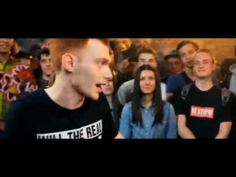 EDIK KINGSTA - ЛУЧШИЕ ПАНЧИ #slovospb (видео)