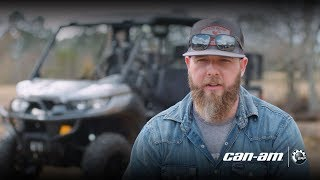 4. Can-Am Texas Defender Challenge