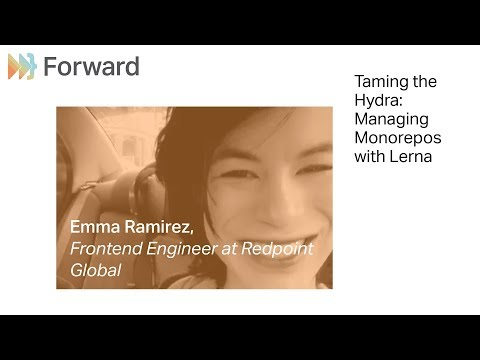 Taming the Hydra: Managing Monorepos with Lerna (видео)
