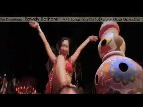 Aa Re Pritam Pyare With Lyrics - Rowdy Rathore (2012) - Official HQ Video Song