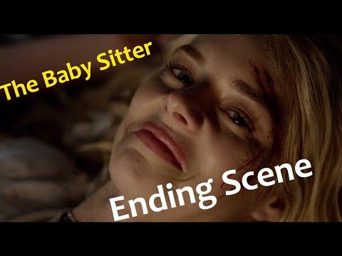 The Baby Sitter 2017 Ending Scene