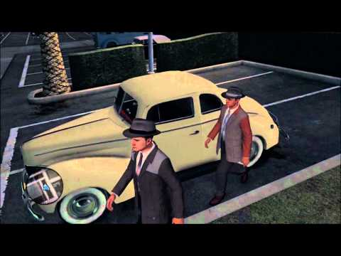 FnF Gaming Presents: Let's Play L.A. Noire - Part 7/10