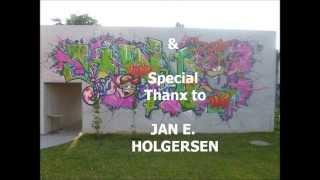 GRAFFITI SESSION TIME-LAPSE Juni 2013