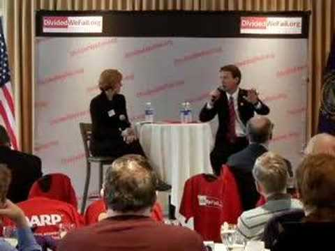 John Edwards - Q&A: Challenge to Congress