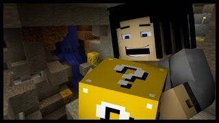 """The Altered Adventure: Ep10 """"Lucky Block Cavern"""""""