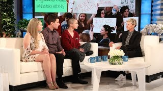 Video Stoneman Douglas Activists Discuss the School Shooting with Ellen MP3, 3GP, MP4, WEBM, AVI, FLV Maret 2018