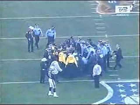 Super Bowl XXXVIII Streaker