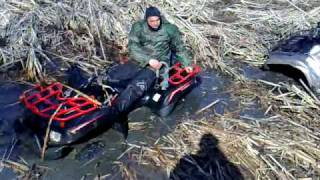 8. brute force 650 4x4 vs yamaha grizzly 700 fi