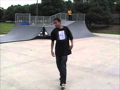 O`Neil Sk8 Jam # 4 - Best Run !.