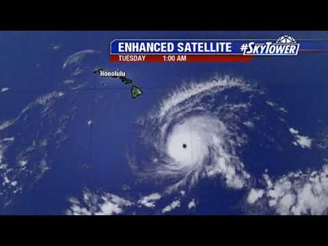 Tropical weather forecast August 21, 2018