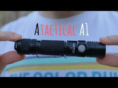 ATACTICAL A1 - La Miglior Torcia Economica - Test & Review