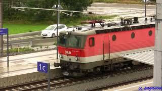 Österreich: Schöne Pyhrnbahn Linz - Selzthal- Umleiter und Regelverkehr