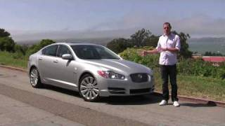 2009 Jaguar XF Video Review