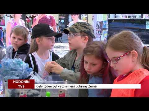 TVS: Deník TVS 23. 4. 2018