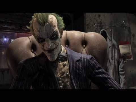 BATMAN --  Arkham asylum 2 trailer
