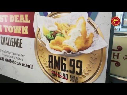 The Manhattan FISH MARKET Malaysia - Best Deal In Town 2016