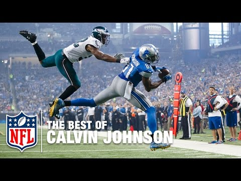 Video: The Best Of Calvin Johnson | NFL