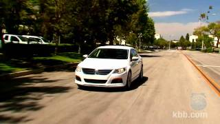 2011 Volkswagen CC Video Review - Kelley Blue Book