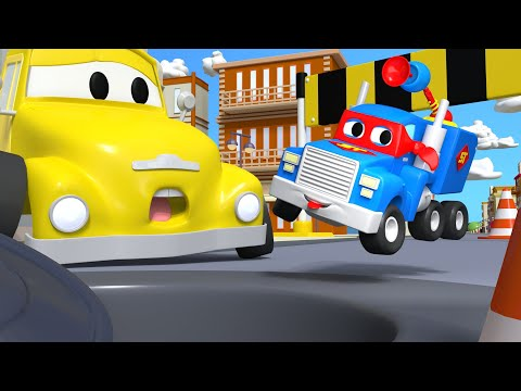 Minitruck  - Carl Si Truk Super 🚚 ⍟ truk kartun untuk anak-anak Indonesian Cartoons for Kids